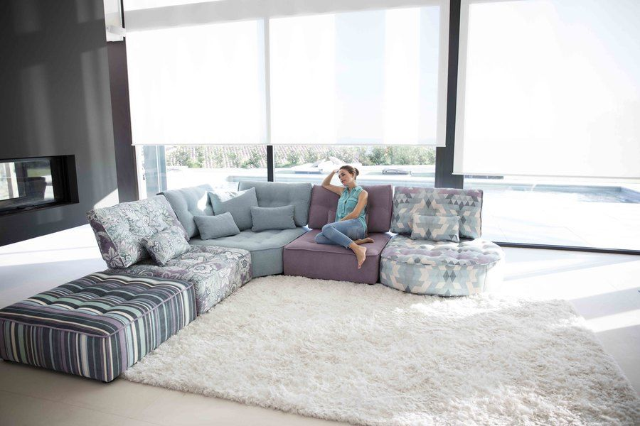 Canap arianne love marque fama sofas canap modulable for Marque canape design