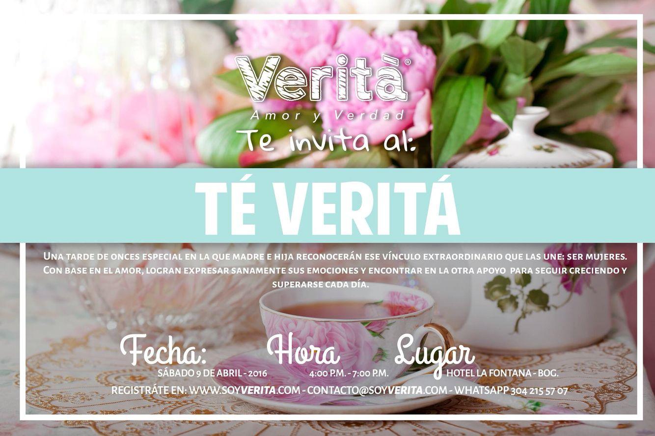 Una cita entre mamá e hija para identificarse como mujeres y compañeras de crecimiento www.soyverita.com