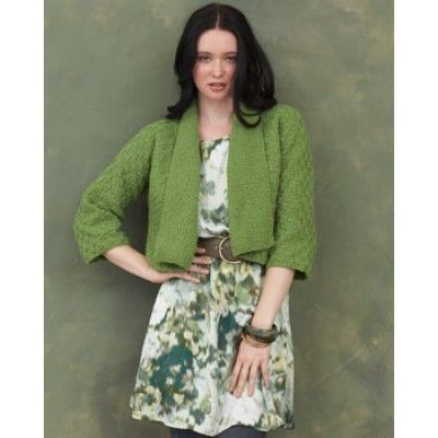 Summer Kimono Sleeve Cardigan | Kimonos, Summer and Knitting patterns