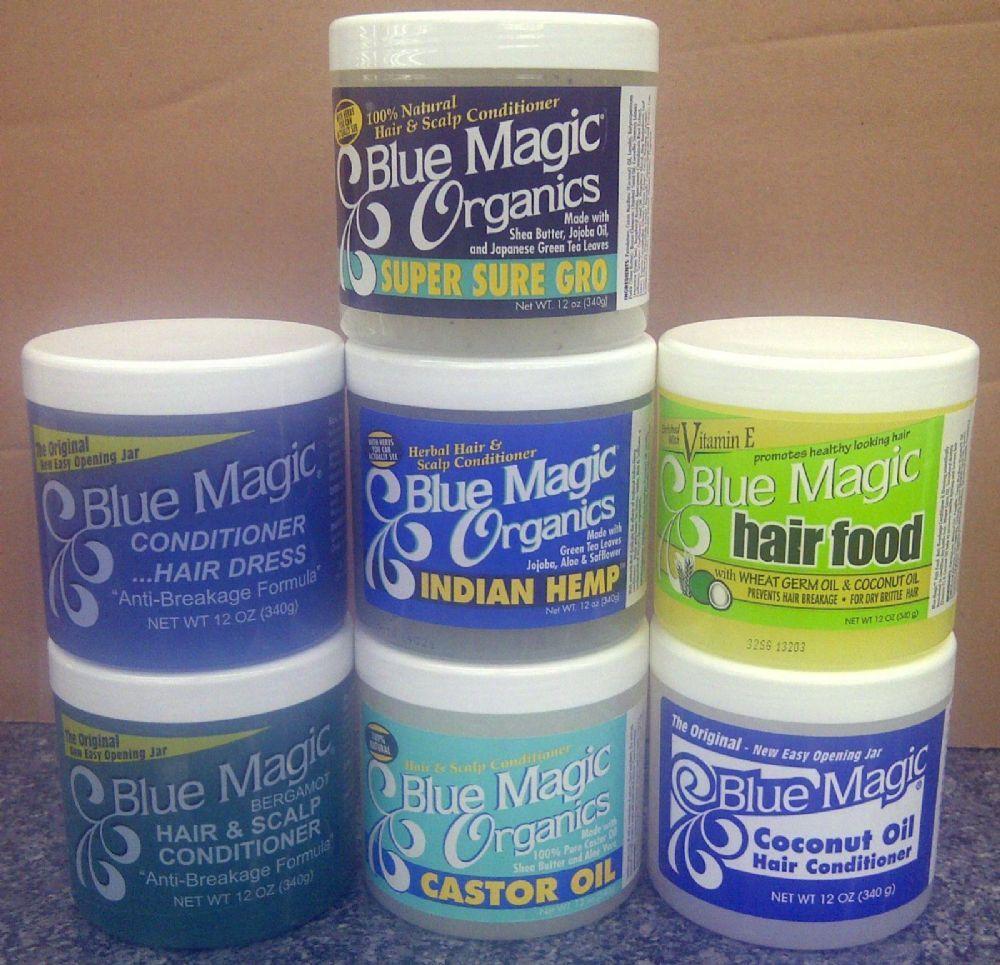Blue Magic Originals Hair Products Magic Hair Scalp Conditions