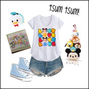 tsum tsum!