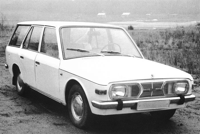 OG   1968 Škoda 720 Combi I-4   Prototype, designed by Jan Zacek