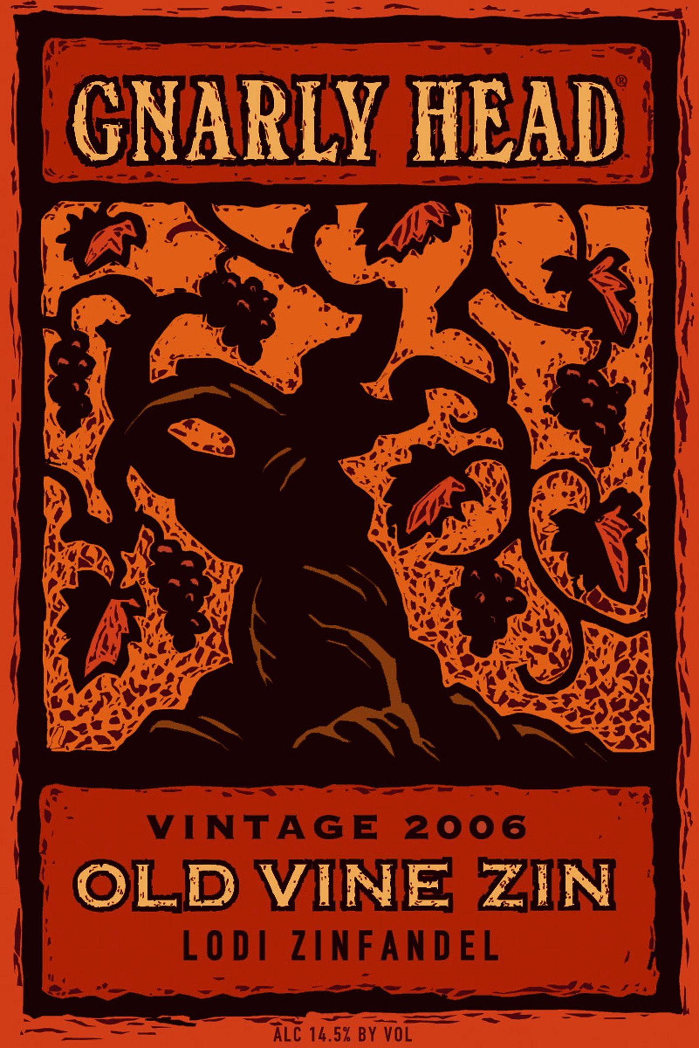 Gnarly Head Wine Label 15 Lcbo Loved This One At That Price Br Best Wine For Sangria Zinfandel Wine Tasting Notes
