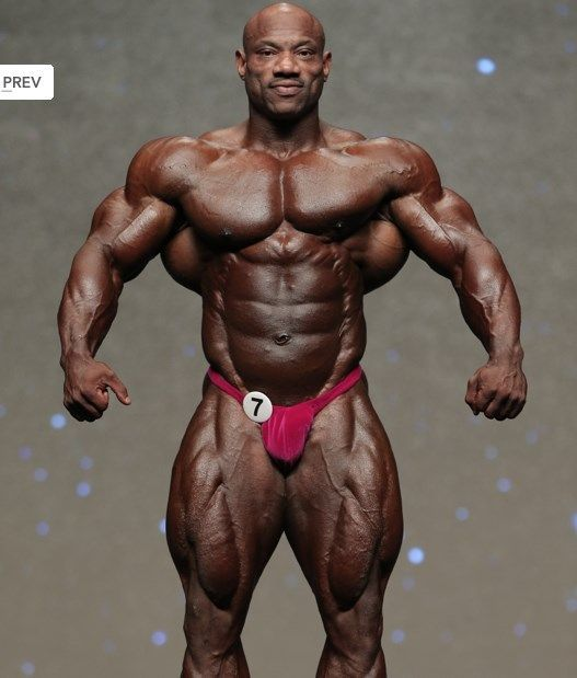 Dexter Jackson Placed On The 5th Position At Mr Olympia Dexter Jackson Mr Olympia Olympia