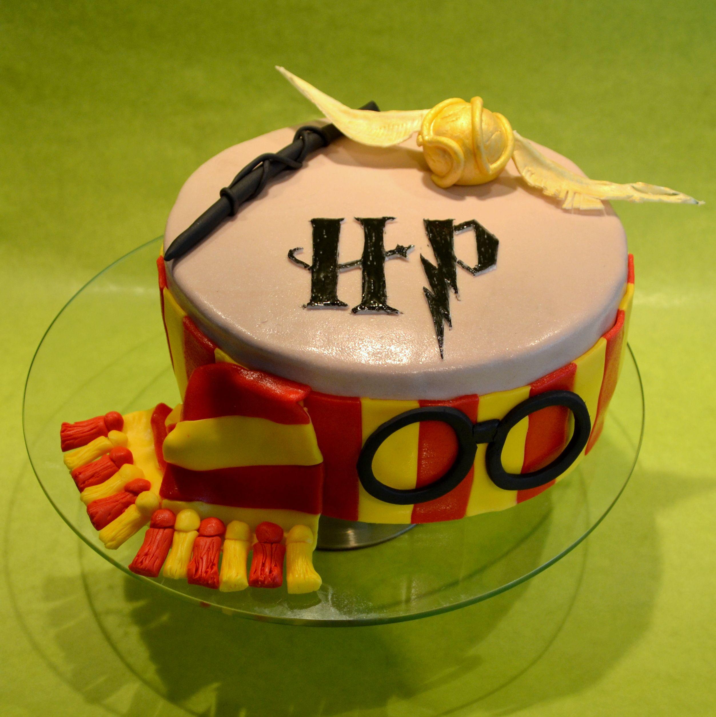 Magnifiek harry potter taart maken - Google zoeken | Harry Potter in 2019 &OW79