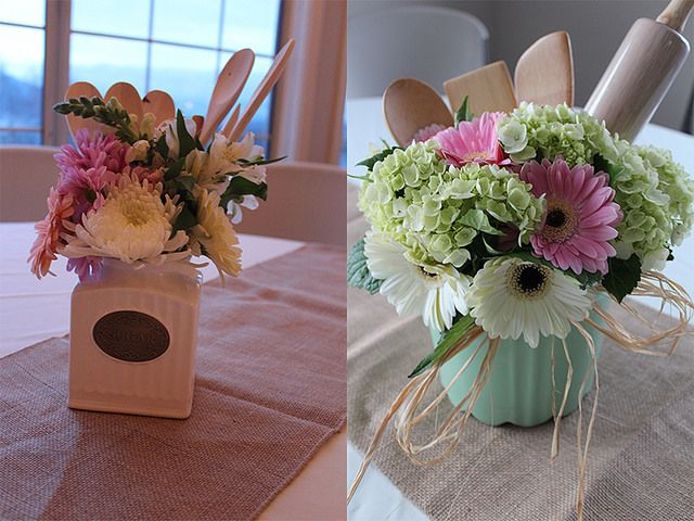 """Kitchen Wedding Gifts: """"Stock The Kitchen"""" Themed Bridal Shower"""
