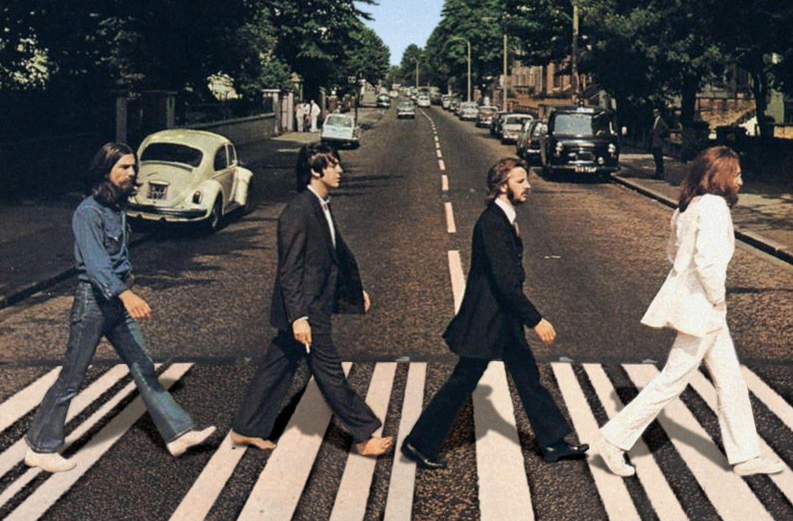 Abbey road album cover the beatles pinterest abbey road
