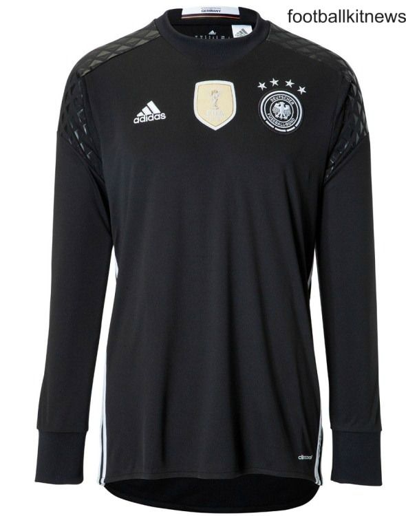 a115f7570 Germany Goalkeeper Shirt 2016 2017