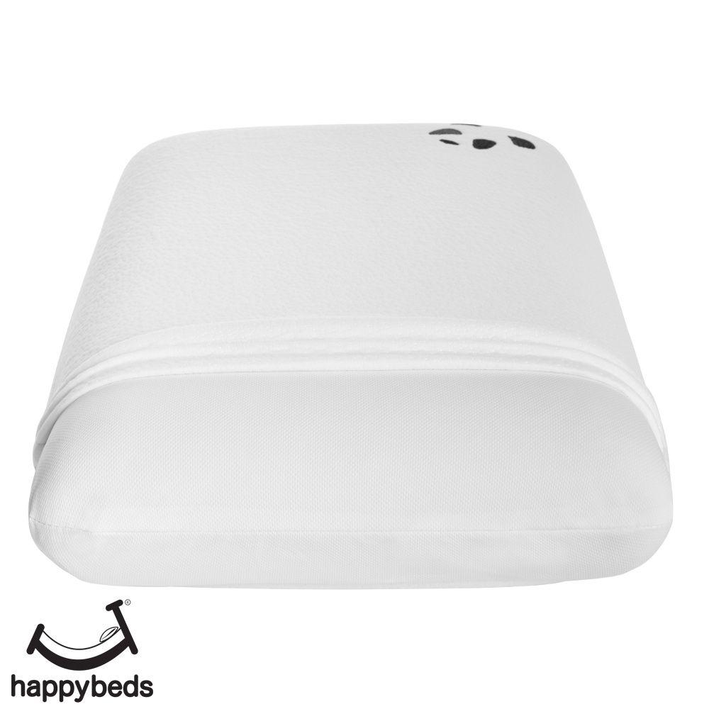 Panda Memory Foam Pillow with Bamboo