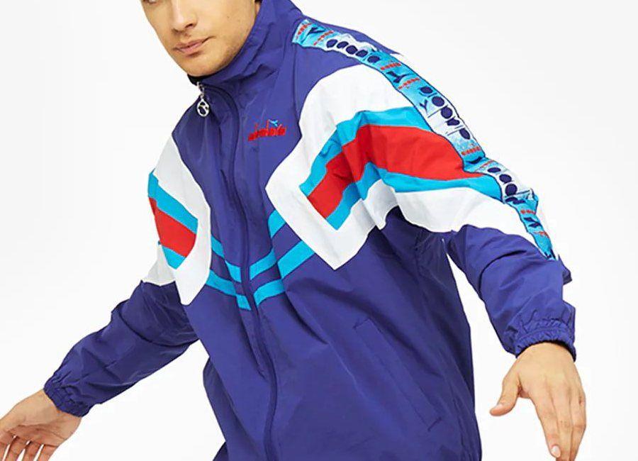 Abbigliamento Giacche e cappotti Giacca Sportswear Track