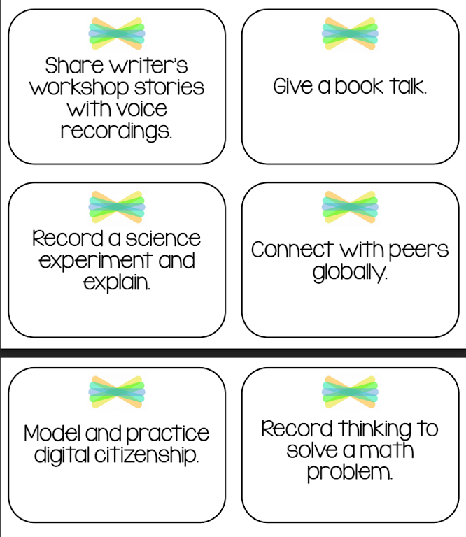 100 Ways to Seesaw 1 Page Seesaw app, Math methods