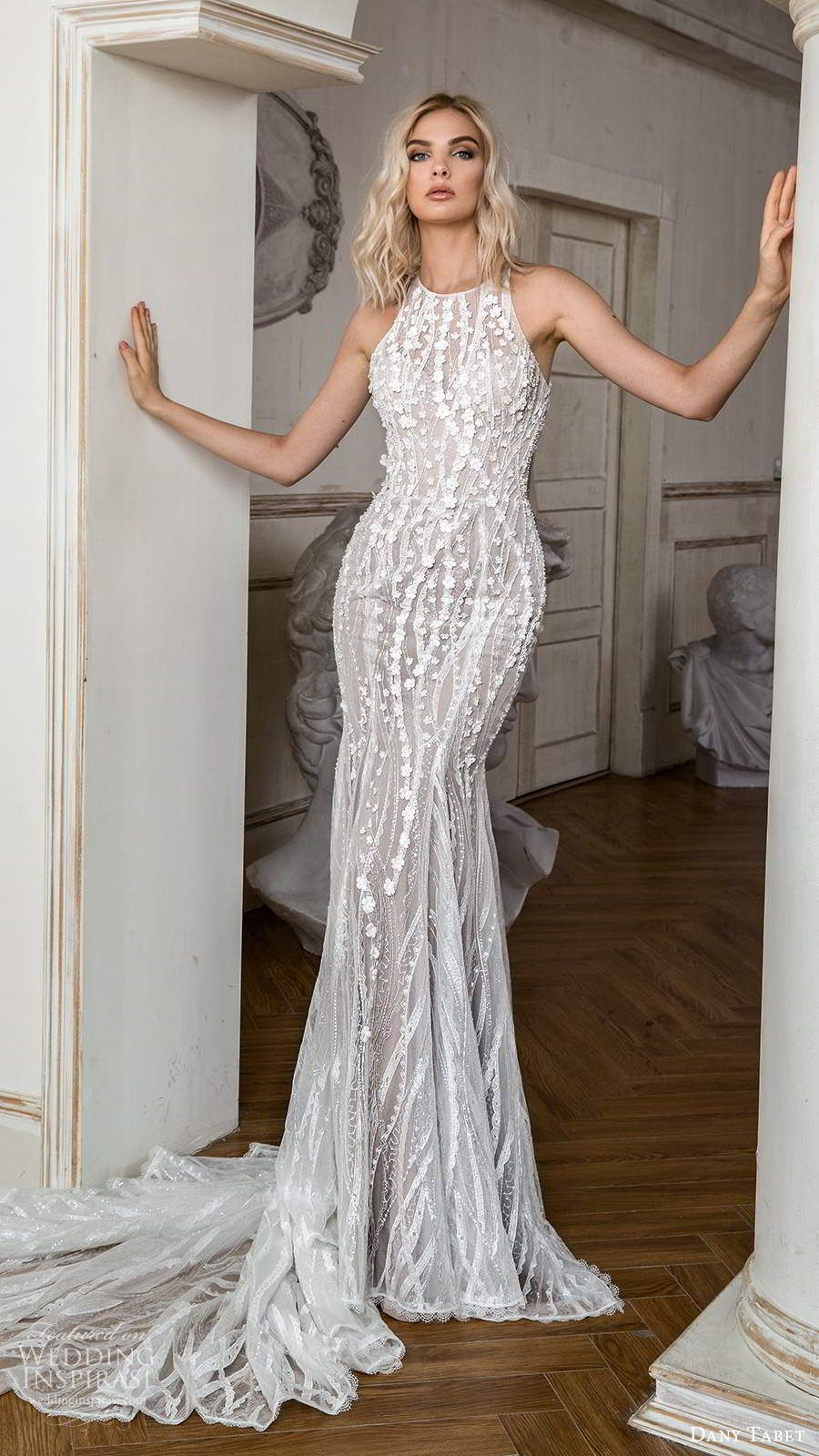 "Dany Tabet Spring 2020 Wedding Dresses — ""Goddess"" Bridal"