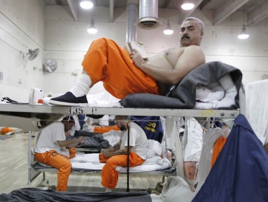 inside us prisons california s are currently operating at % of  does prison work essay why prisoner education is key to reducing crime citylab
