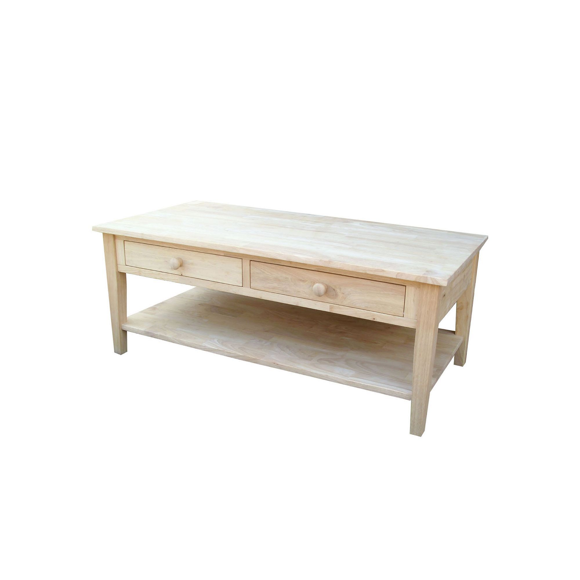 Miraculous Spencer Coffee Table Products Unfinished Coffee Table Machost Co Dining Chair Design Ideas Machostcouk