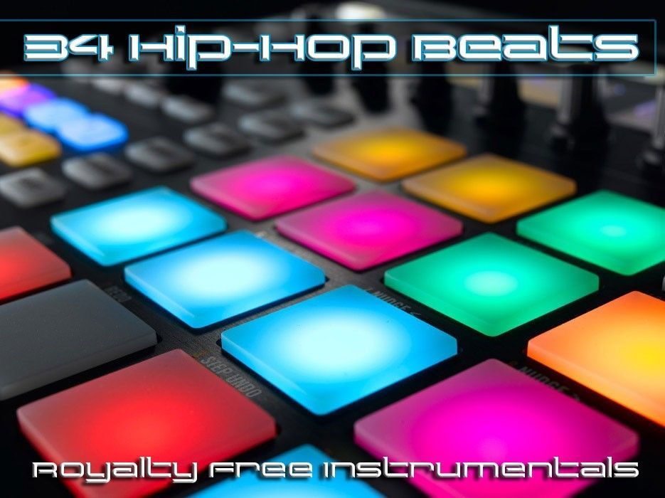 34 royalty free hiphop beats band app music tutorials