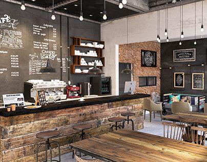 coffee shop design ideas the plan is coffee inspired - Coffee Shop Design Ideas