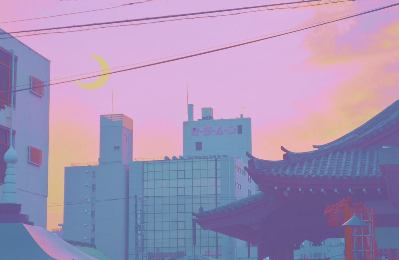 Ion Lands Sailor Moon Vibes Photography Art By Elora In 2020 Sailor Moon Aesthetic Sailor Moon Wallpaper Anime Scenery