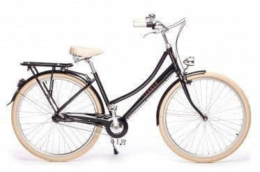 LEKKER Jordaan Black 28 5 Speed Bike $759 http://cyclestyle.com.au/shop/new/lekker-jordaan-black-28-5-speed-bike/