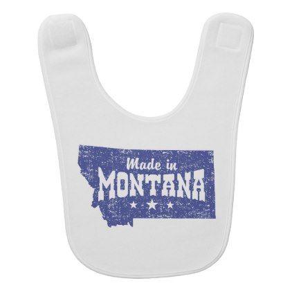 made in montana bib diy cyo customize create your own personalize