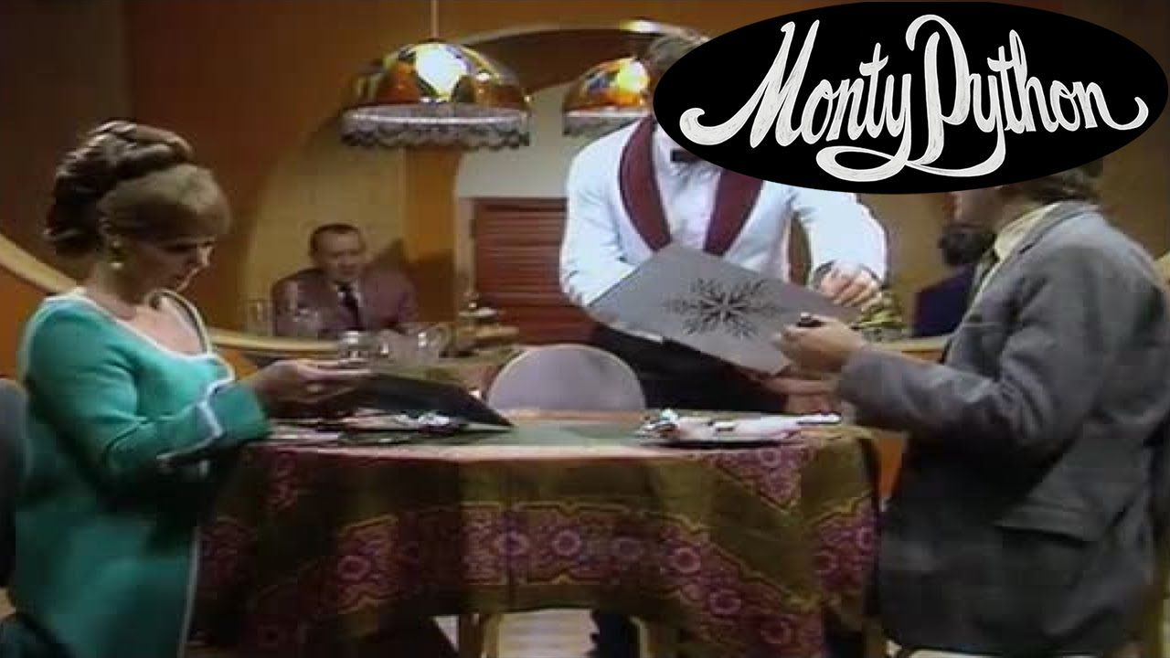 Dirty Fork - Monty Python's The Flying Circus