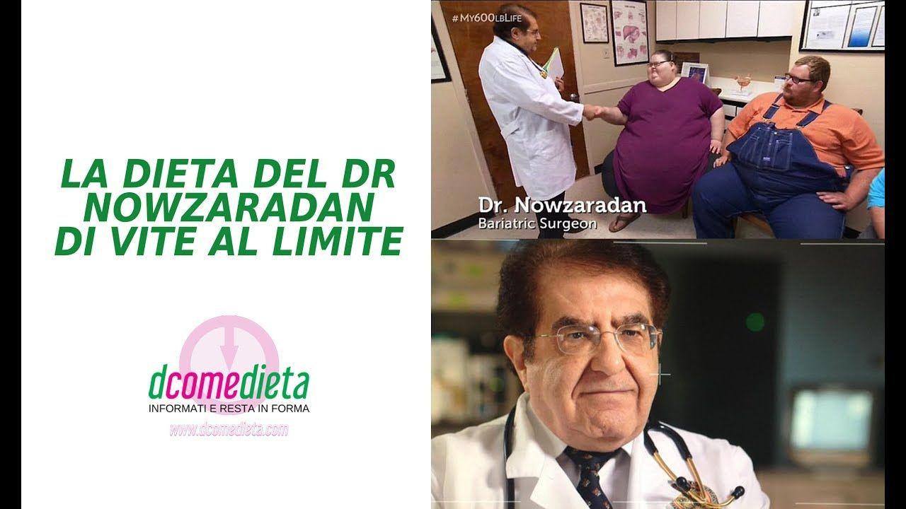 cual es la dieta del dr nowzaradan