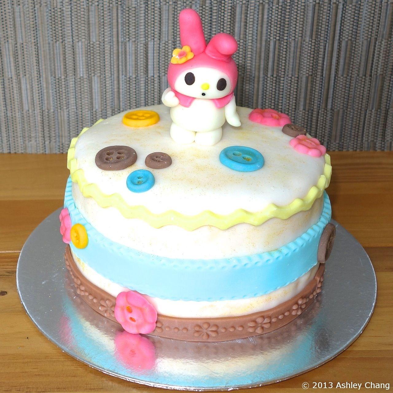 Ashley Milton Keynes Escort cake from ashley's atelier. cute as a button melody