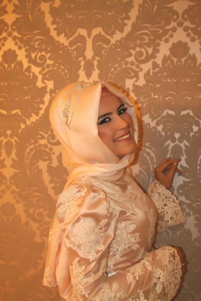 turkish bride #PerfectMuslimWedding.com