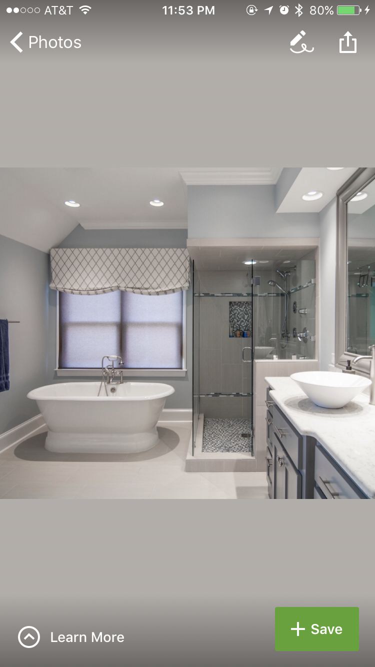 like the layout with walk in shower (no door) and free
