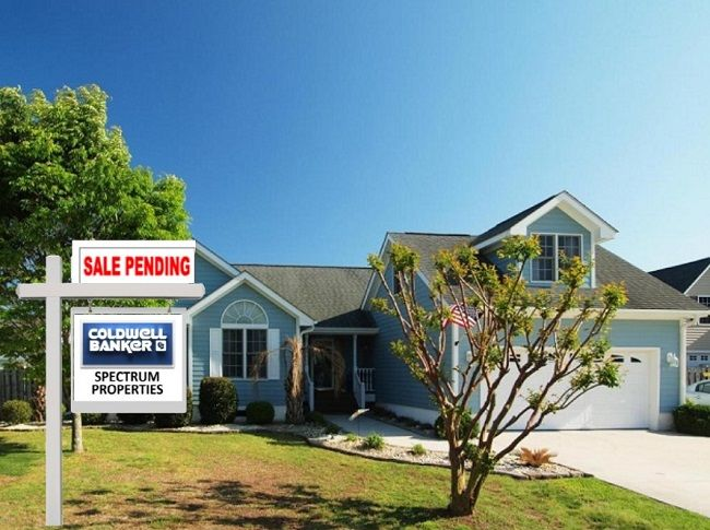SALE PENDING! Coldwell Banker Spectrum Properties assisted the - home sales contract