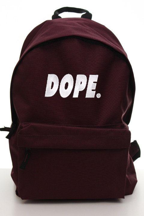 b612ac4a96 Dope Backpack