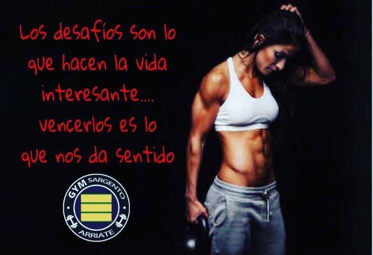 """Vence a tu """"PEREZA"""" o Ella te Vencerá a Ti💪🏻💪🏻💪🏻 🔋SARGENTOGYM🔋 #gym #gimnasio #deporte #fitnessgirl..."""