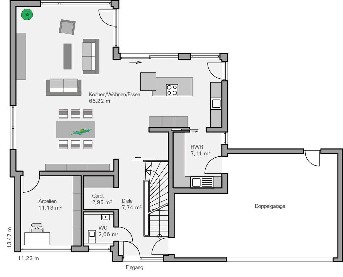 grundriss eg sch nborn floorplans in 2019 baumeister haus haus und bauplan haus. Black Bedroom Furniture Sets. Home Design Ideas