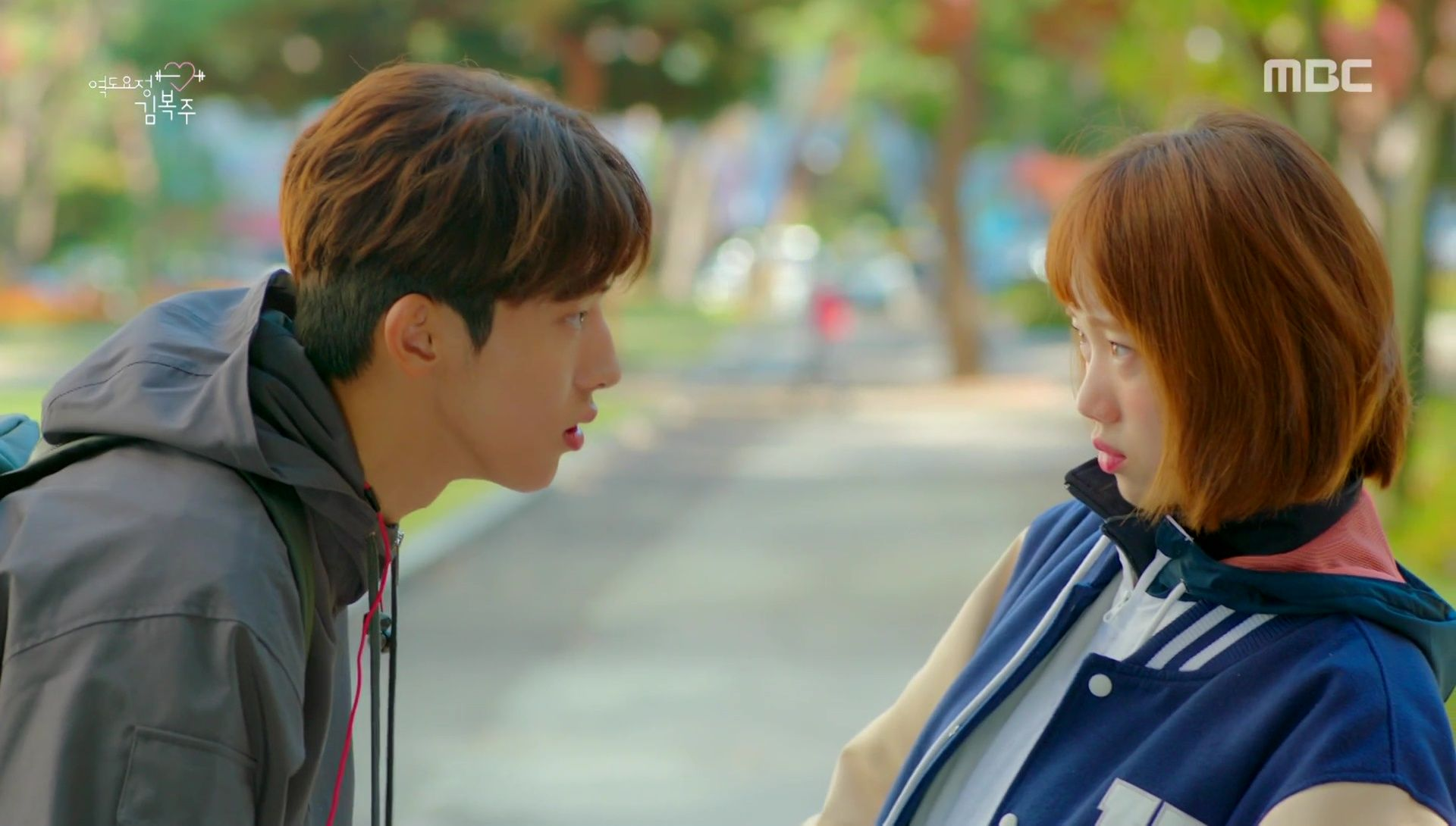 Currently Watching; Weightlifting Fairy Kim Bok Joo (역도요정 김복주) –  Kdramasanonymous