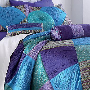 Seventeen Crystal Violet Comforter Set More Jcpenney