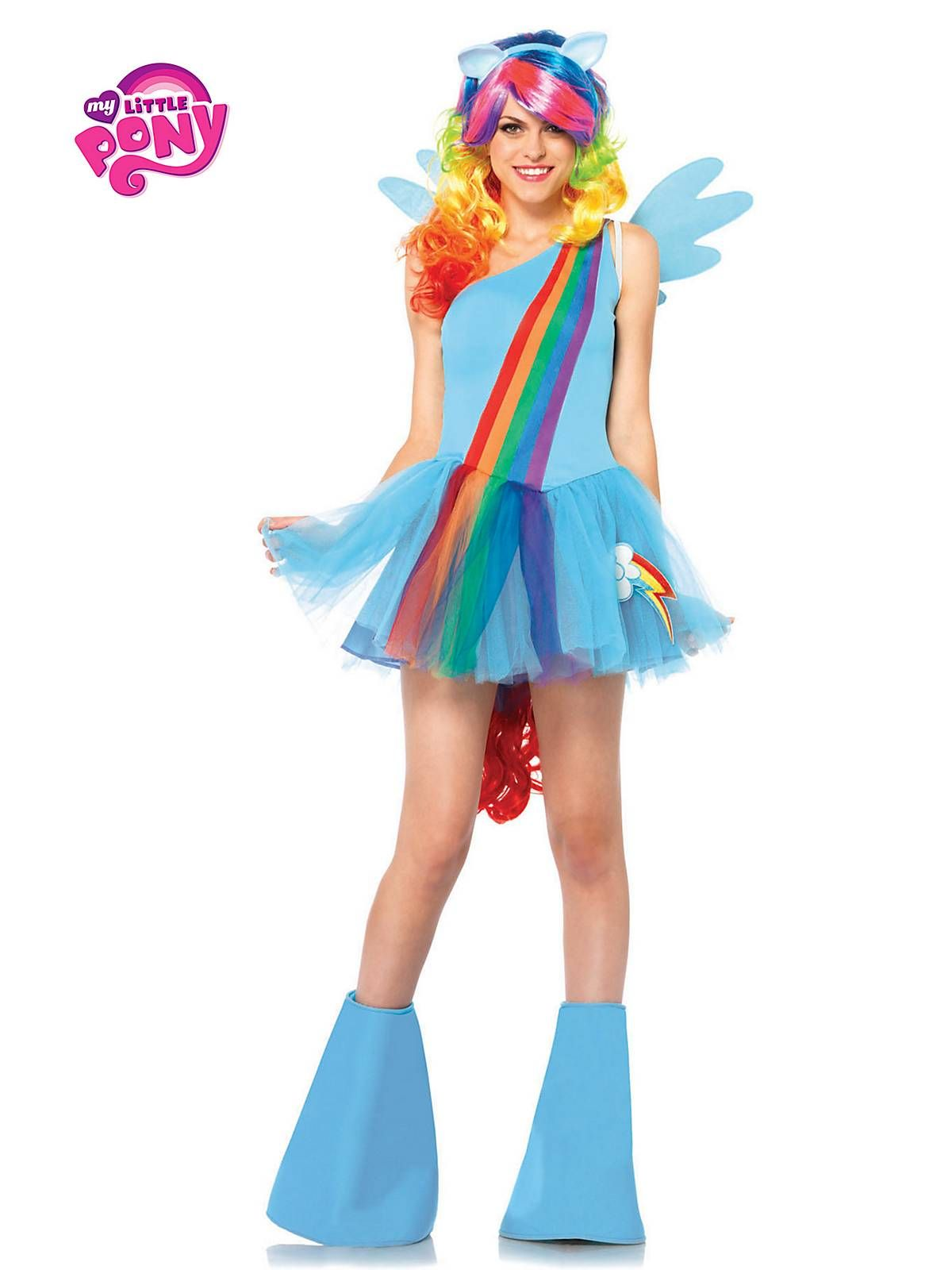 ba5a610962697 Sexy My Little Pony Rainbow Dash Costume | TV & Movie Costumes ...