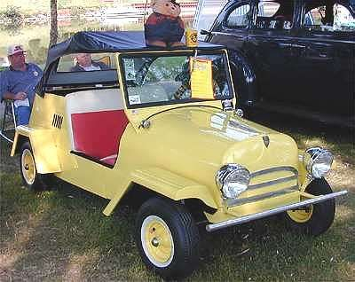 T1955 King Midget With Images King Midget Tiny Cars Mini Cars