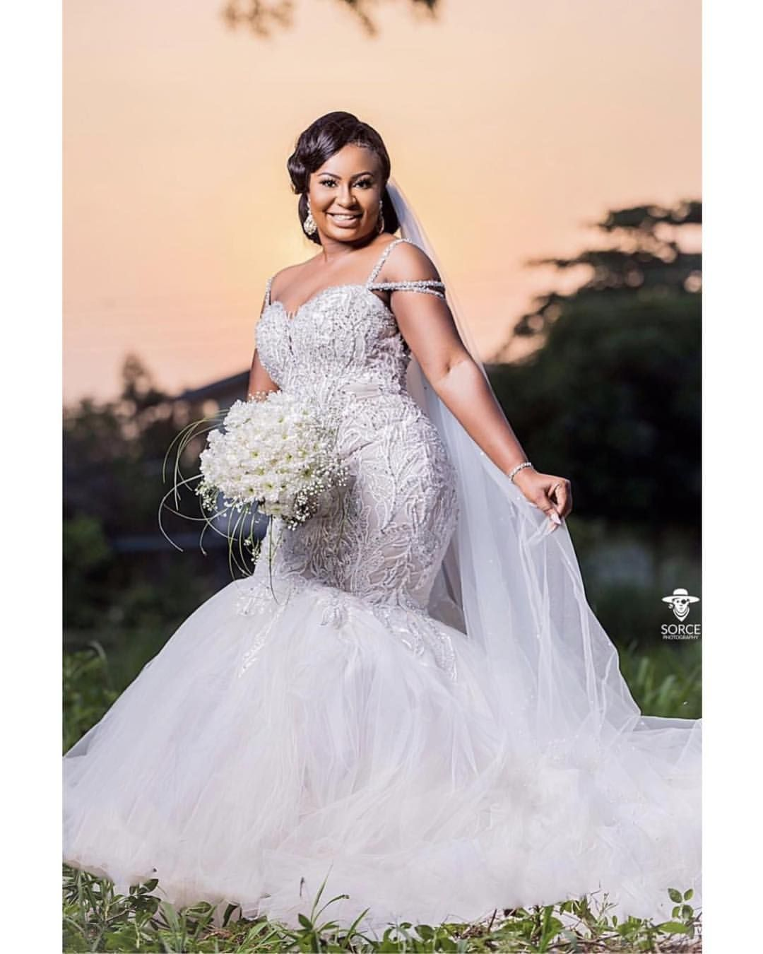 Wedding gowns pictures in nigeria newspapers