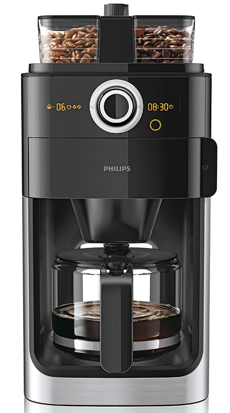 Philips Hd7762 Coffee Maker Grind Brew : philips-grind-%26-brew-coffee-maker-hd7762-00.jpg Coffee Pinterest Product design