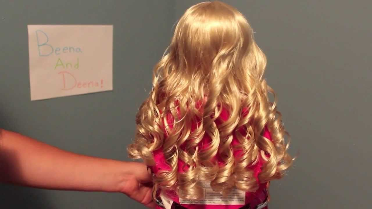Remarkable 1000 Images About American Girl Doll Care On Pinterest Doll Hairstyles For Women Draintrainus