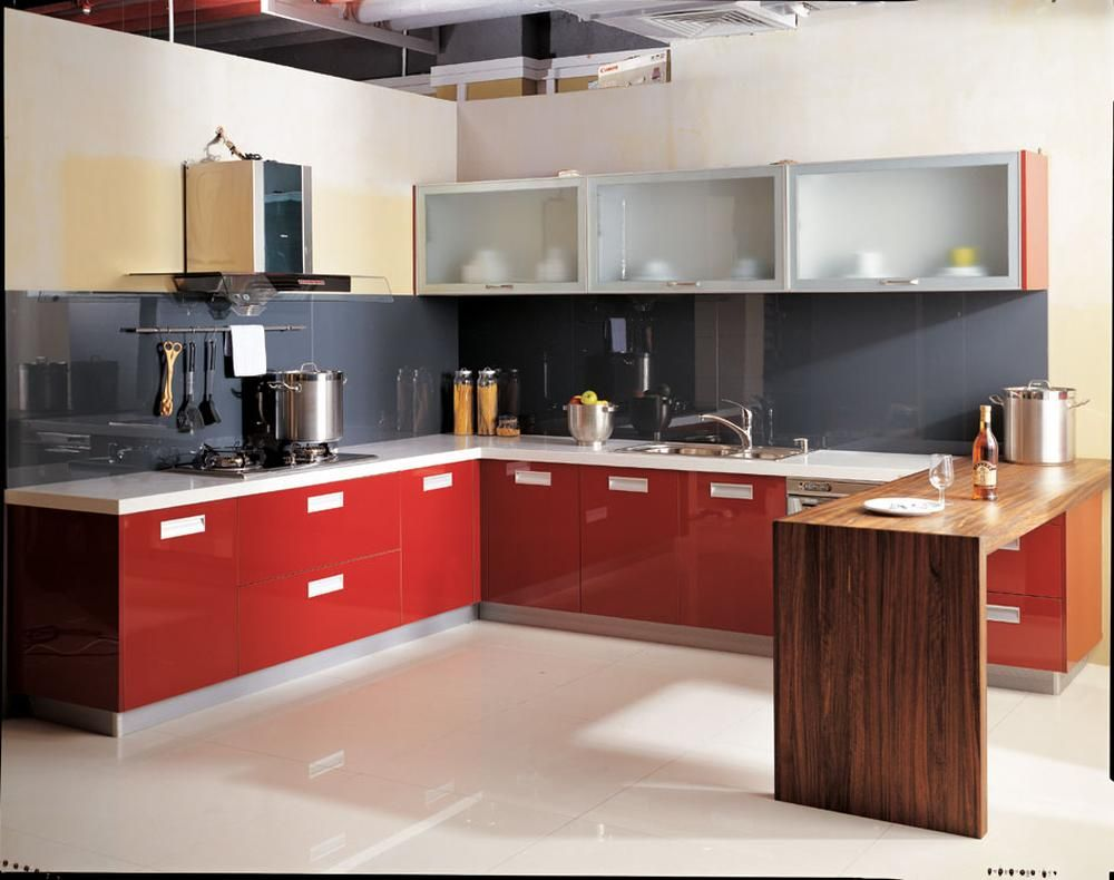 kitchen designs red kitchen furniture modern kitchen. kitchen:some amazing kitchen design which can be an inspiration for your wonderful insoiration white countertop red cabinet wooden designs furniture modern