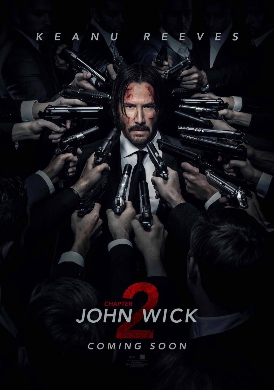 Keanu Reeves No Trailer Do Filme De Volta Ao Jogo 2 Mega