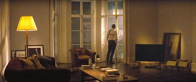 James Bond S Apartment Spectre