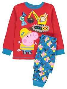 f304487b7ff64 Peppa Pig Clothing Online: George Pig Pyjamas – Novelty-Characters ...