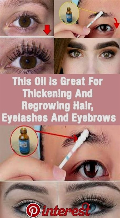 3 Oils You Have At Home That Can Quickly Thicken And Grow ...