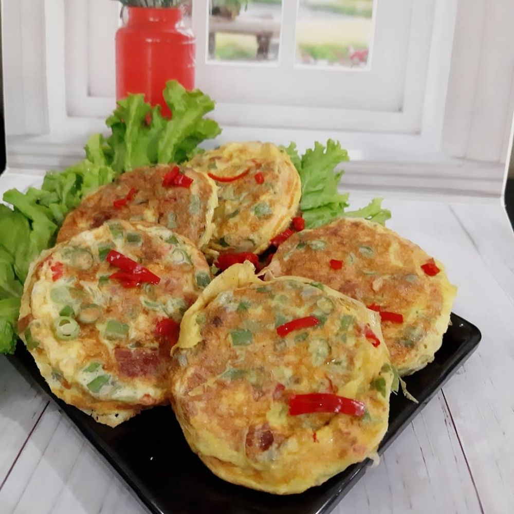 Resep Olahan Telur Sederhana Instagram Resep Tomat Ceri Resep Masakan
