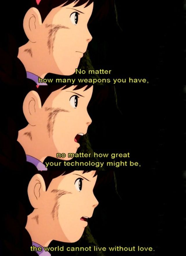 6 Life Lessons Studio Ghibli Taught Us Page 2 Of 2 Fantasy