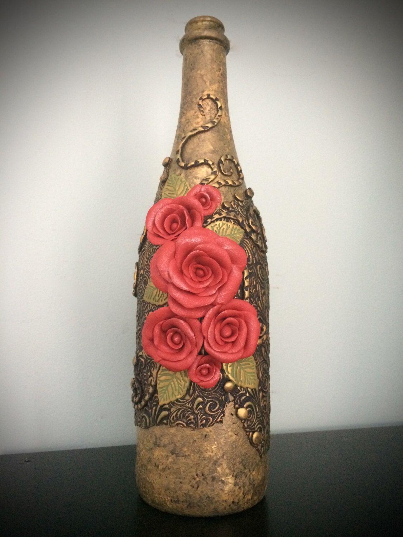 This Item Is Unavailable Etsy Bottles Decoration Bottle Art Wine Bottle Decor