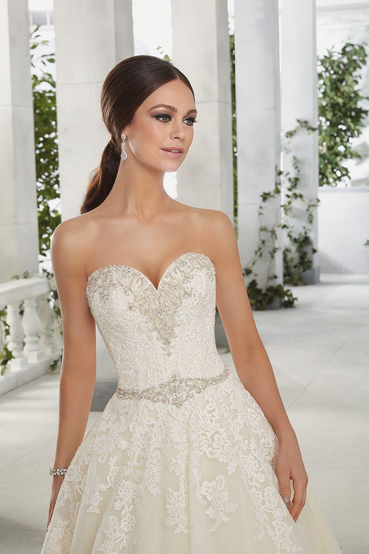 Fleur wedding dress  Bridenformal  FLEUR  boda  Pinterest  Wedding dress and Weddings