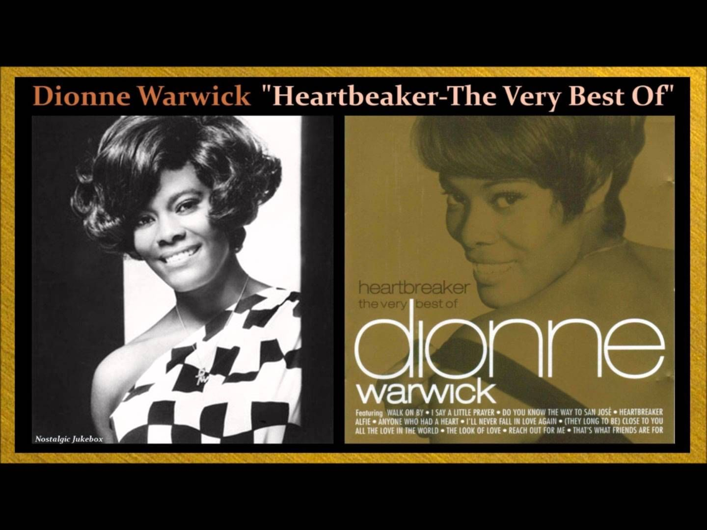 What The World Needs Now By Dionne Warwick 1967 Jackie Deshannon