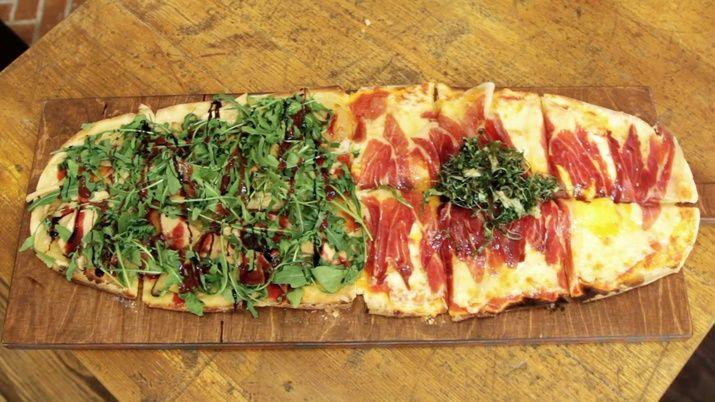La Pizza Es Uno De Los Platos Mas Socorridos Rapidos Y Ricos